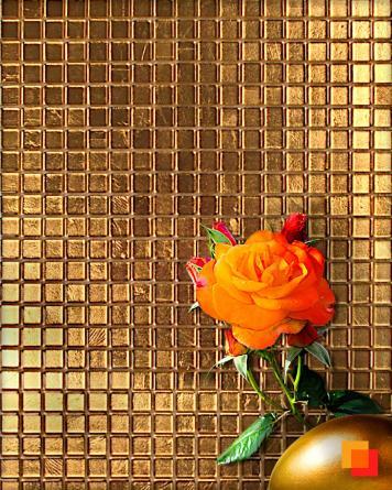 Gold Mosaic|gold