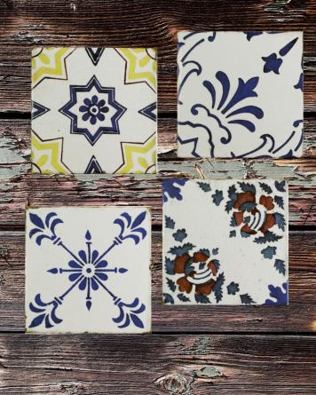 Forli Patch Decor Set 20x20 cm