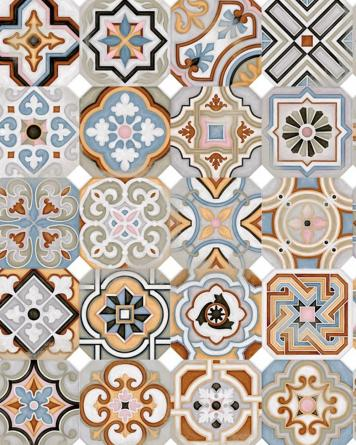 Octagon Tile Challs...