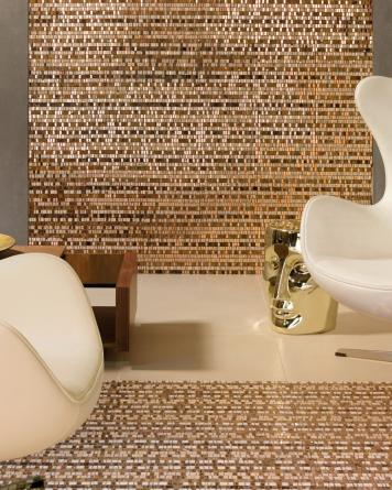 Mosaic Copper Tresor 30x30...