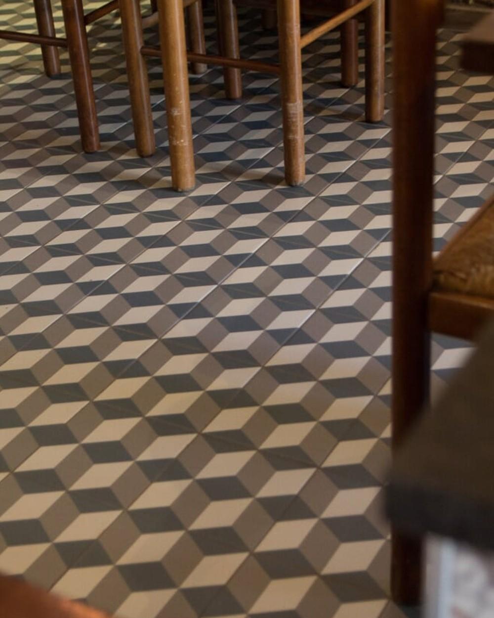 La Villete Gustave 20x20 Cm Floor Tile