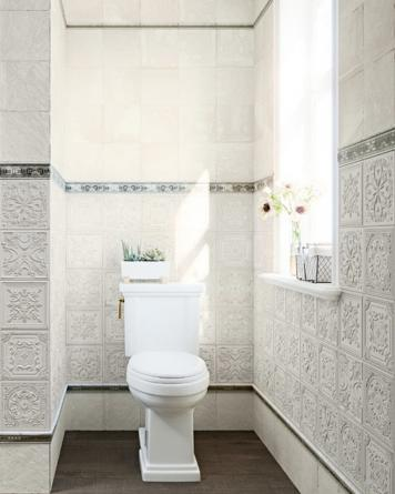 Gatsby Basic Tiles White...