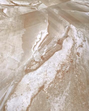 Artic Silver 60x60 cm Glänzend