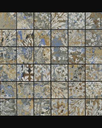 Mosaic Tile Carpet Vestige...