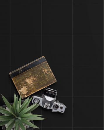Frame15 Black 15x15 cm