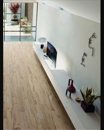 Tile Oak Wood Miele 20x120...