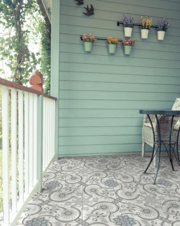 Papillon cement tile look -...