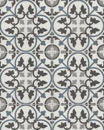 Floor Tile Adele Bleu 20x20...