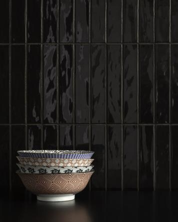 Kyushu 5x25 cm Brick Effekt...