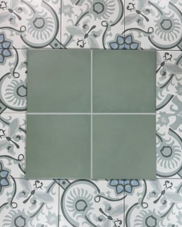 Cement tiles Mar 20x20 cm -