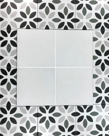 Cement tiles Nacar 20x20 cm -