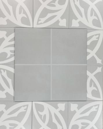 Cement tiles Humo 20x20 cm -