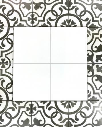 Elene White 18,7x18,7 cm -