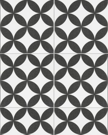 Gilles cement tile look -...