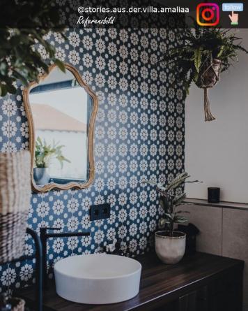 Floor Tile Benoit Bleu...