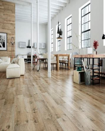 Merbau roble wood look...