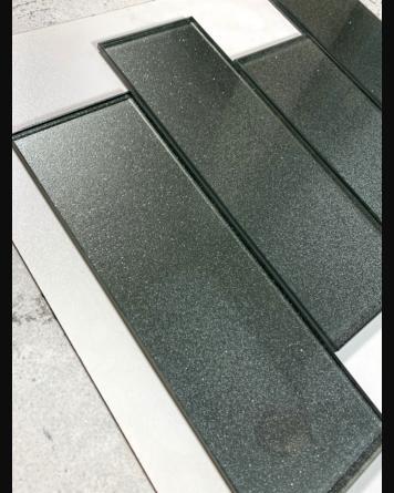 Glasfliese Atelier 10x30 cm...