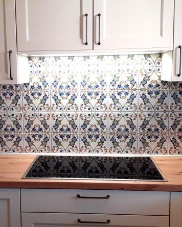 Oriental tile Altea 15x20...