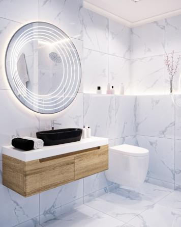 Artic Carrara 60x60 cm...