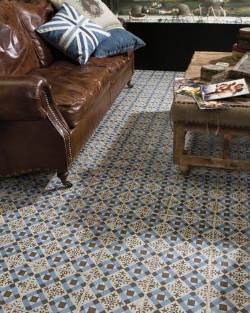 FS 4 vintage tile