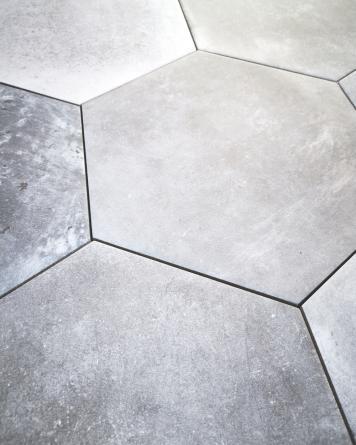 Hexagon Tiles Miami Dust...