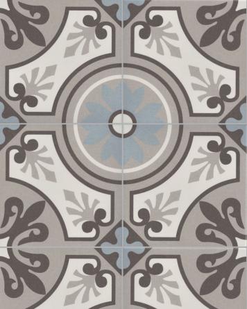 Lilou Classic cement tile...