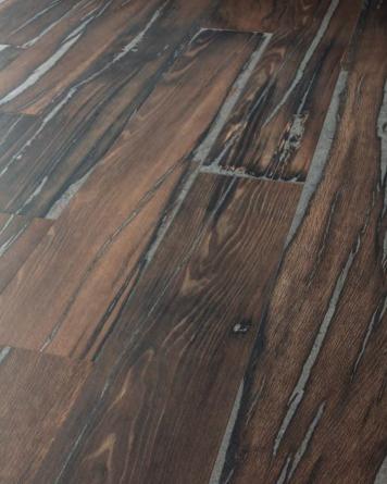 Tile Oak Wood Bruciato...
