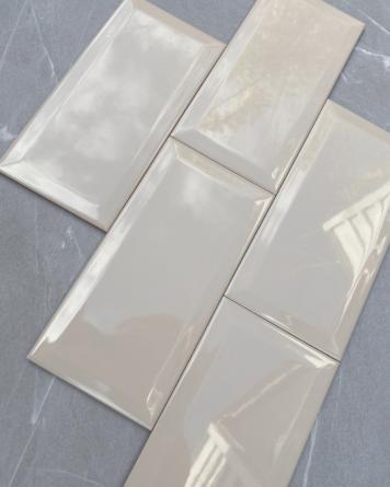 Metro Tiles Beige 10x20 cm -