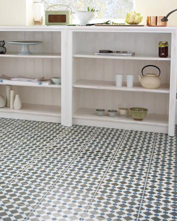 English tile Henley-A 45x45...