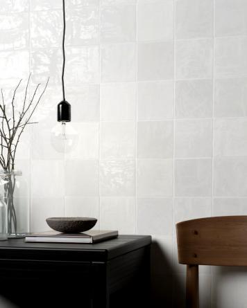 Zellige Tiles RIAD WHITE...