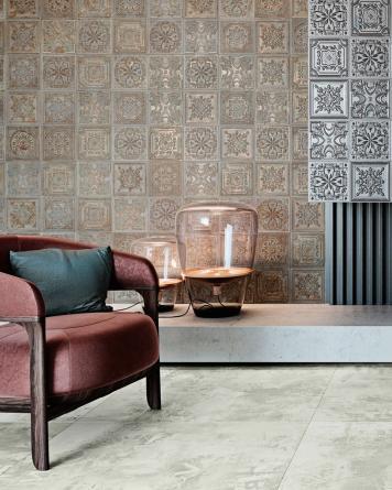Gatsby Tiles Copper Tin...