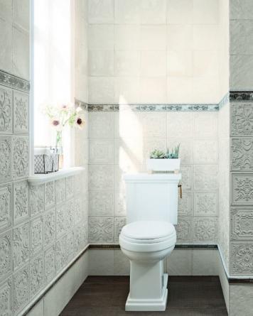 Gatsby Tiles White Tin...
