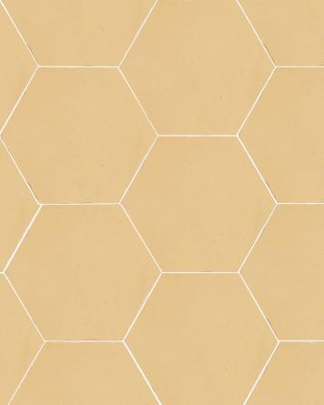Hexagon Tiles Nomade Ocre...