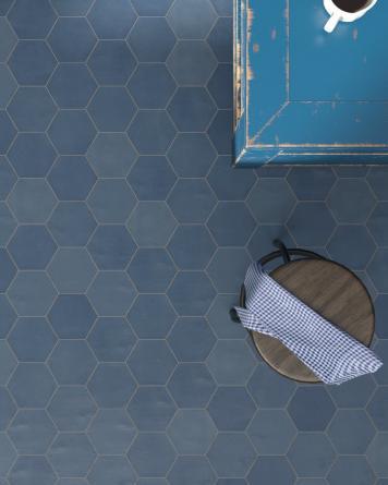 Hexagon Floor Tiles Nomade...
