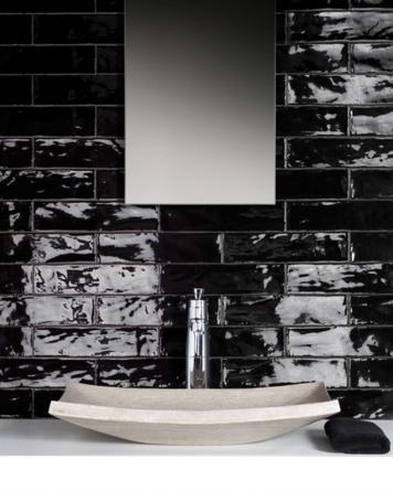 Wall Tile Vintage Black...