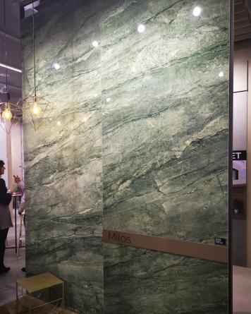 Milos Green 60x120 cm -
