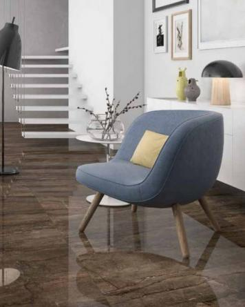 Milos Brown 60x120 cm -