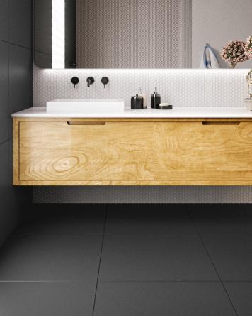 Cromatic Black 60x60 cm -