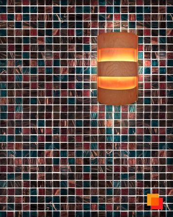 Exklusives Mosaik Jade...